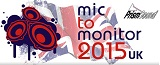 Mic to Monitor UK 2015 - Free Seminars logo