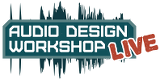 Audio Design Workshops LIVE logo
