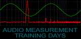Audio Measurement Training Days logo