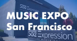 Music Expo San Francisco logo