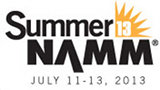Summer NAMM 2013 logo