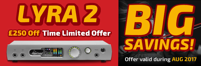 Buy a LYRA 2 and get £250 off