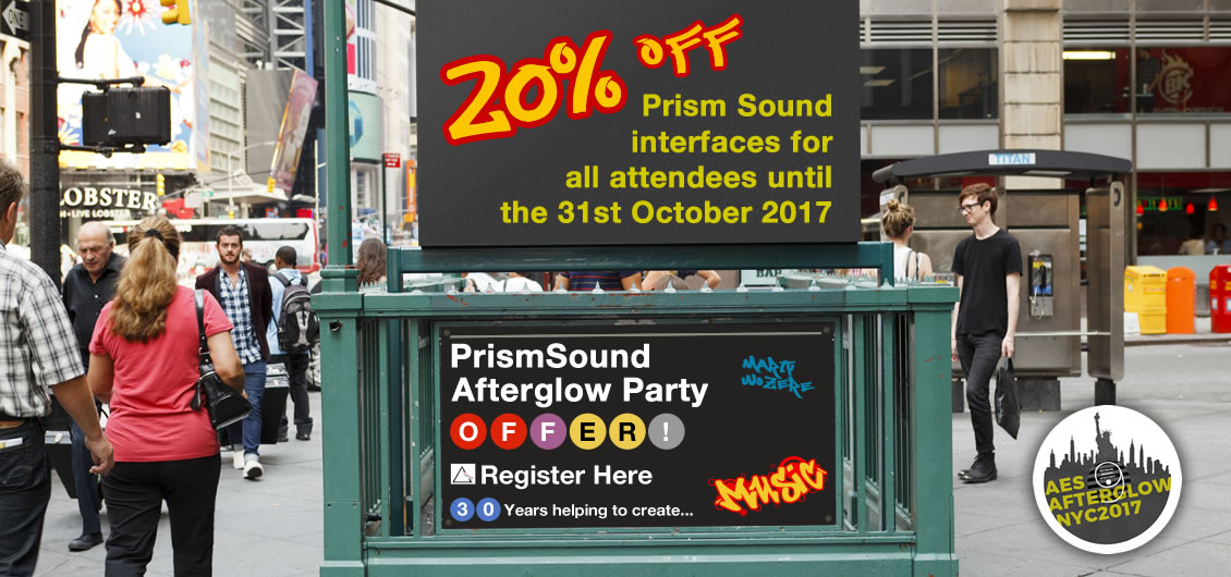 20% Off for all Attendees until 31st Oct