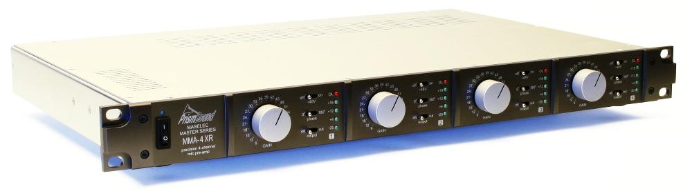 MMA-4XR microphone preamplifier