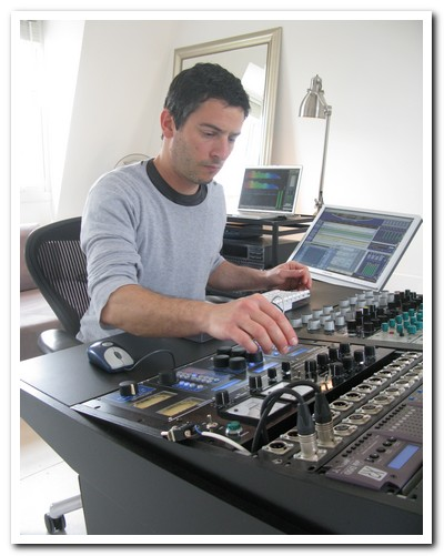 Jerome Schmitt at Air Mastering