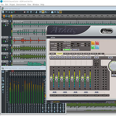 Prism Sound Enhances The SADiE User Experience With A New SADiE 6 Software Upgrade