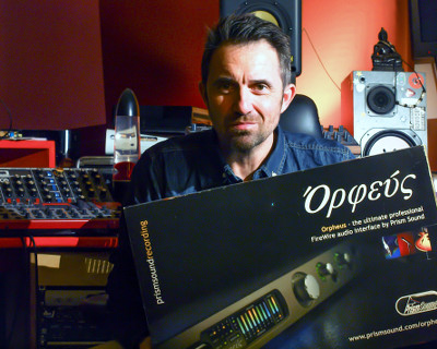 Jason Phats with Orpheus