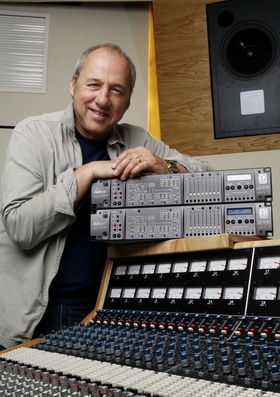 Mark Knopfler with a couple of ADA-8XRs