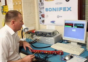 Chris Stills, Sonifex Technical Director