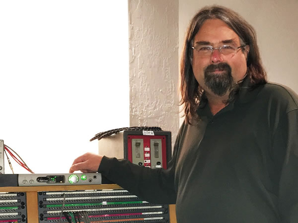 Tim Gennert Centres His Mixing Environment Around Prism Sound