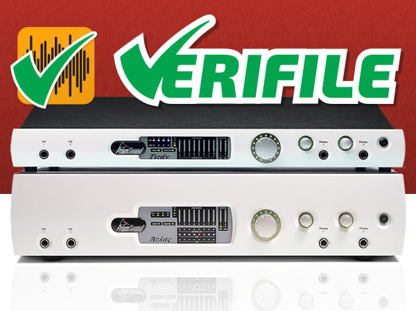 Audio Clicks And Dropouts Are No Longer A Problem With Prism Sound's Verifile