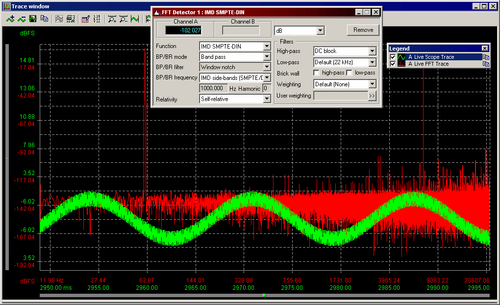 Test and Measurement Applications: WAV file FFT analysis using ...