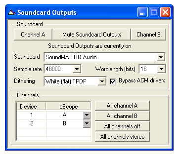 Test and Measurement Applications: Testing Windows Sound Devices